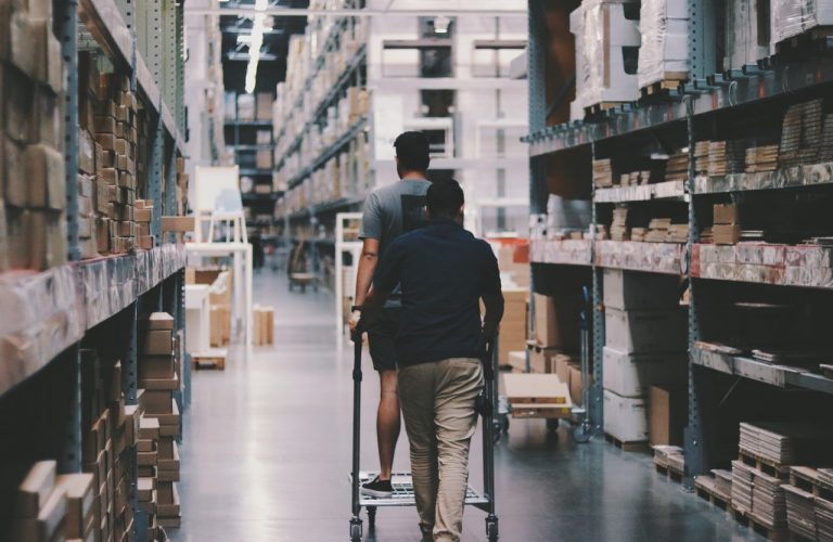 Effizientere Logistik